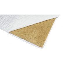 Vytvrzující vrchní matrace