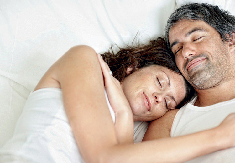 Zdravý spánek - matrace StudioM